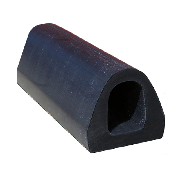 D4 Extruded Wall Guard, Extruded Dock Bumper