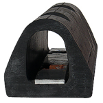 D12 Extruded Wall Guard, Extruded Dock Bumper