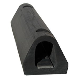 D24 Extruded Wall Guard, Extruded Dock Bumper