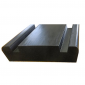 E-E Extruded Wall Guard, Extruded Dock Bumper