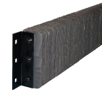 Extra Length Laminated Loading Dock Bumper