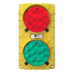 LED Stop and Go Traffic Light SG10
