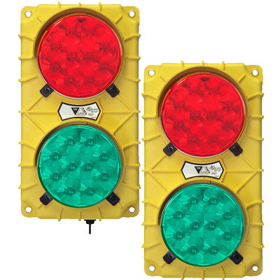 LED Stop and Go Traffic Light System SG30