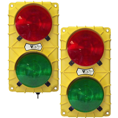 Stop and Go Traffic Light System SG30-INC