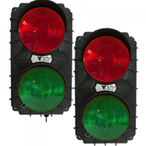Incandescent Stop and Go Traffic Light System SG30B-INC