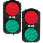 LED Stop and Go Traffic Light System SG30B