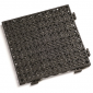 "Grit Cushion Tile 3/4"" x 12"" x 12"" Black"
