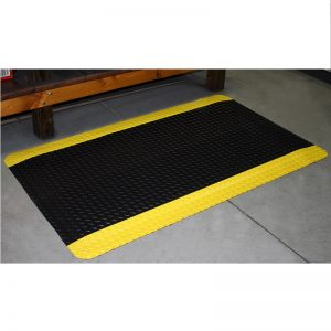 heavy duty diamond dek yellow border