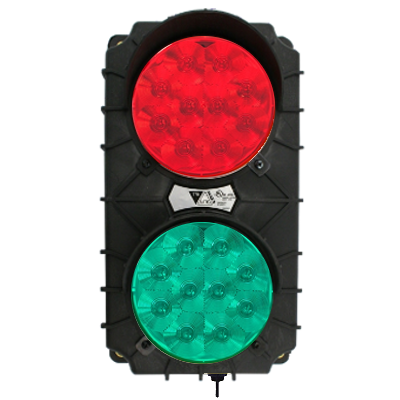 LED Stop and Go Traffic Light SG20B